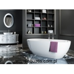 CLEAR WATER BATHS formoso wanna wolnostojąca 1700 x 800 x 555 mm N2A
