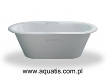 CLEAR WATER BATHS mystique wanna wolnostojąca 1692 x 850 x 570 mm M12