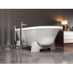 CLEAR WATER BATHS orient white wanna wolnostojąca 1685 x 745 x 465 mm M6