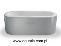CLEAR WATER BATHS quattro wanna wolnostojąca 1785 x 875 x 610 mm M8