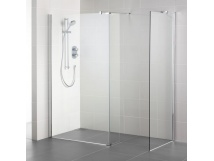 SYNERGY PANEL WETROOM 1200 BRT/SIL L6225EO
